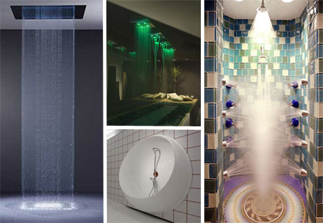 18 Creative Modern Baths Amp Sexy Shower Designs Urbanist