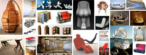 88 Fantastic Modern Furniture Designs (by Type)