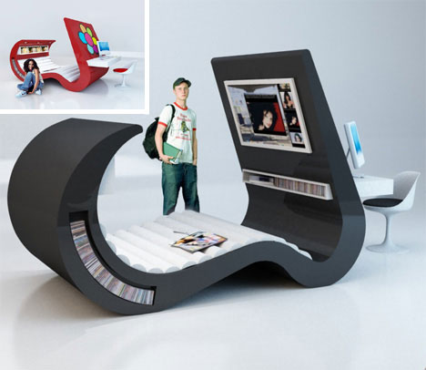 Awesome gaming furniture is awesome for Chaise gamer pc