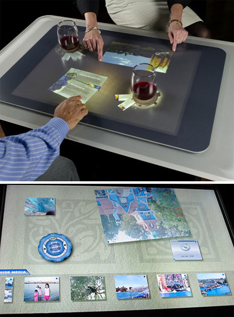 Microsoft Surface and HP Mistro