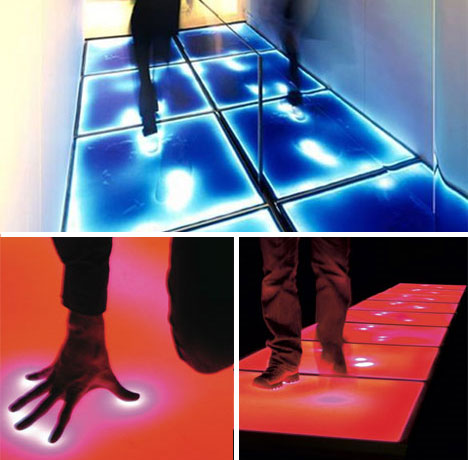 Step It Up 15 Creatively Funky Floors Amp Flooring Designs
