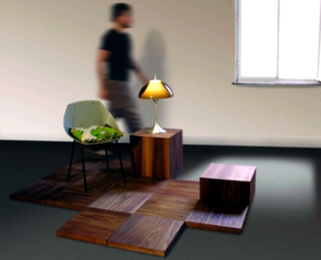 15 Creatively Funky Floors And Flooring Designs Interior