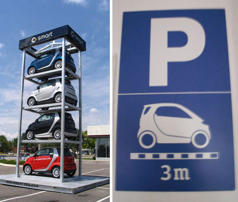 Car Parking Solutions For Small Spaces