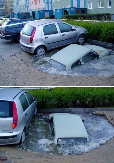 15 creative innovative hilarious parking solutions