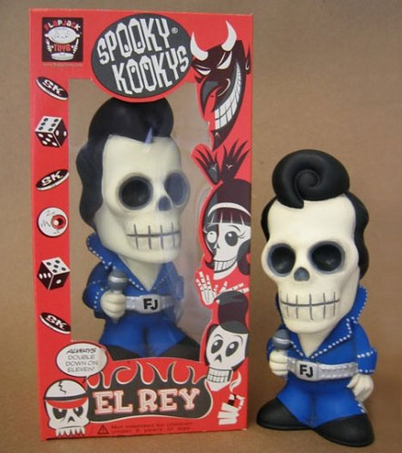 Scary Toys
