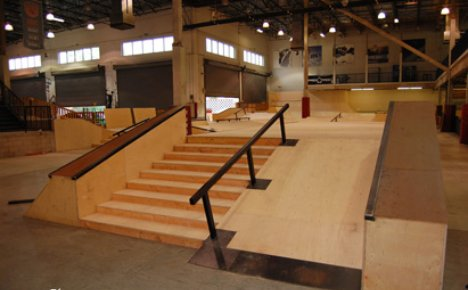 Ramp Amp Roll 10 Amazing Skate Parks Around The World