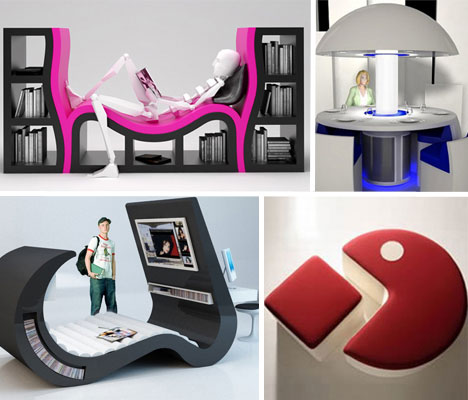 Take Two: 15 Fabulous and Funky Furniture Sets & Series | Urbanist
