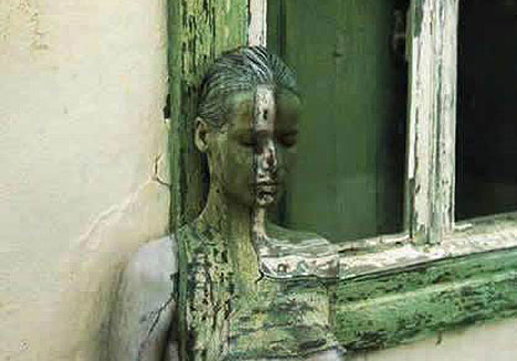 painted-woman-window-frame