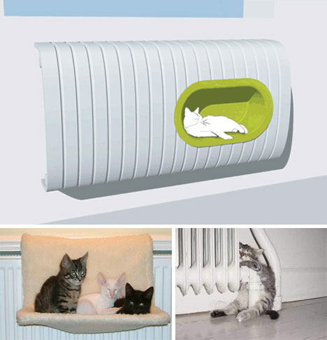 SitandRelax and Radiator Bed