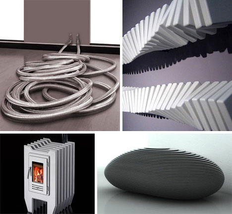 Cookin Cool 20 Creative Modern Home Radiator Designs Urbanist