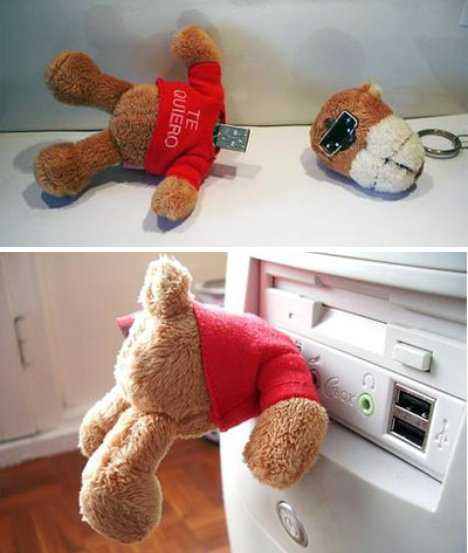 teddy-usb