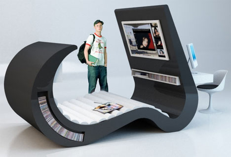 wave-chaise