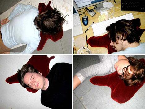 blood-pillows
