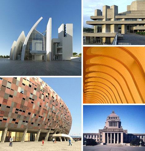 Beyond Brutalism Creative Modernist Concrete Architecture