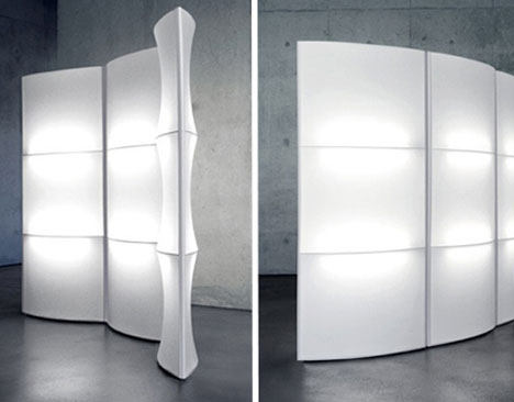 Room Dividers: 15 Free-Standing Walls & Folding Screens | WebUrbanist