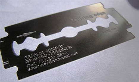 razor-blade-business-card