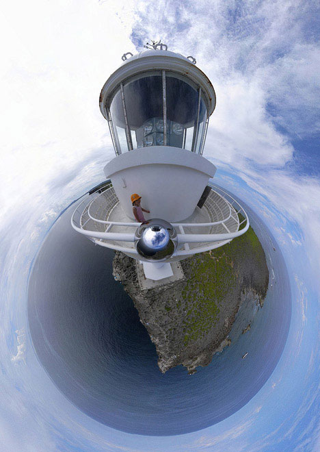 remote-lighthouse-tower-aerial