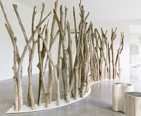 tree room divider 10 most creative room dividers 1 design per day 1208