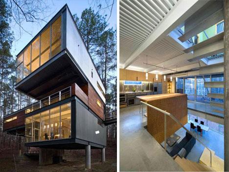 Planet Amusing Dream Designs 10 Uncanny Ultramodern Homes
