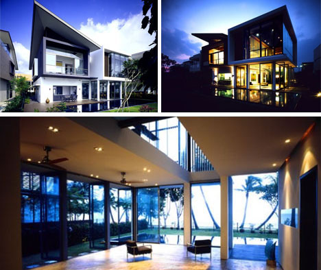 Dream house designs 10 uncanny ultramodern homes urbanist - Make a house a home ...