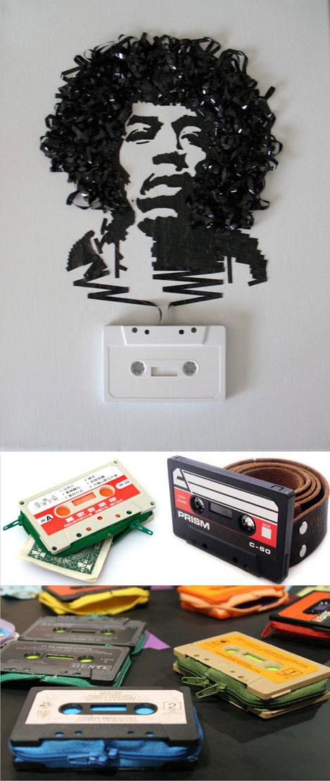 cassette-montage