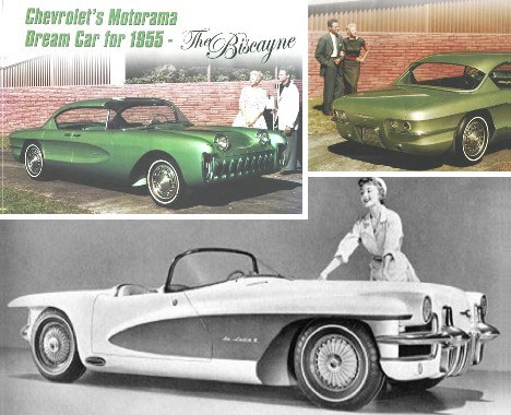 Shining Examples 20 Cool Concept Cars Of The Golden Age Urbanist
