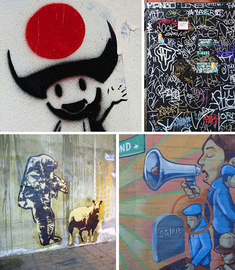 """graffiti art as a contemporary art Here is a preview to """"abstract vandalism"""" a group exhibition featuring the work of egs, nug and niels shoe meulman shoe has also written some great words in the."""