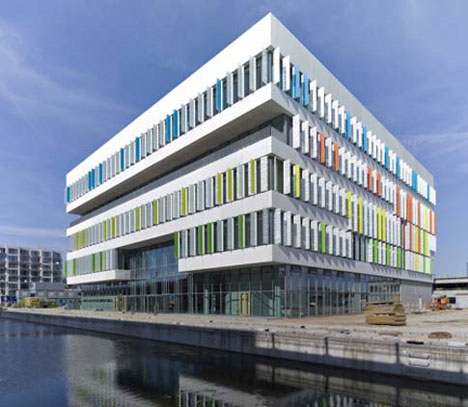 restad high school copenhagen - Building Designs