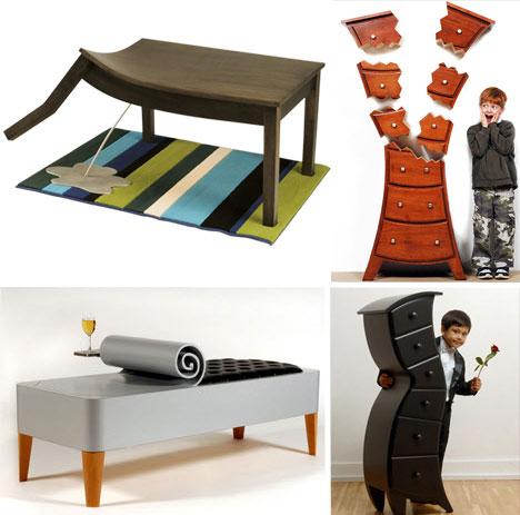 Straight Line Furniture