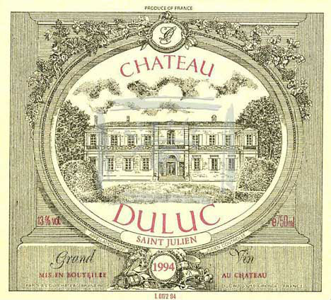 Coming On Strong  TypographyVintage French Wine Labels