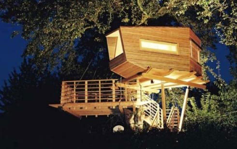 tree-house-futuristic