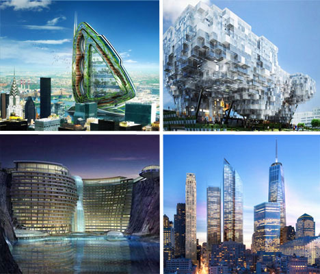 Unbuilt buildings 12 awesome future architectural designs for Current trends in architecture