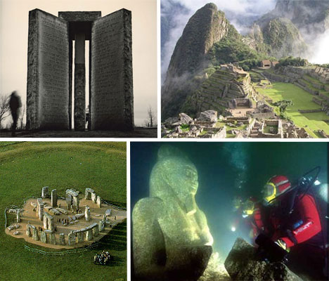 12 Of The World S Most Mysterious Monuments Amp Ruins Urbanist