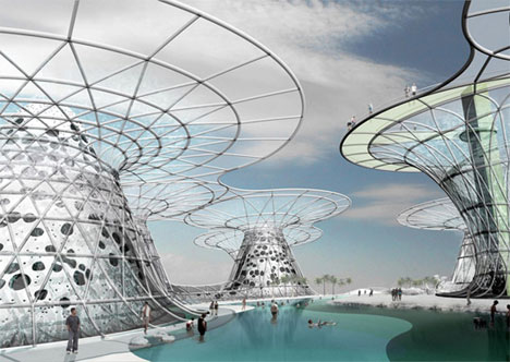Unbuilt buildings 12 awesome future architectural designs for Via design architects