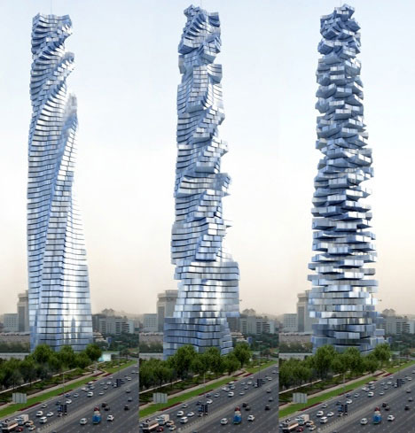 rotating-towers