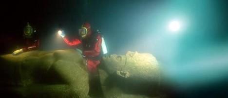 underwater find