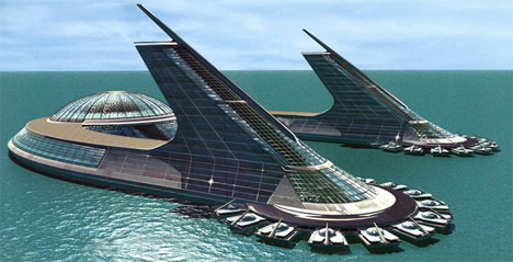 Prediction For Future--5 Marvelous Unbuilt Building Designs