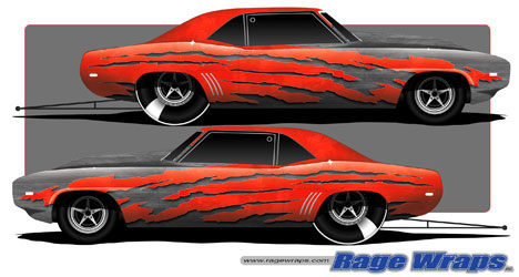 Art Of Speed 30 Brilliant Vinyl Car Wrap Designs Decals Urbanist