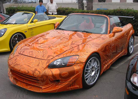 Car Wrapping Designs Uk