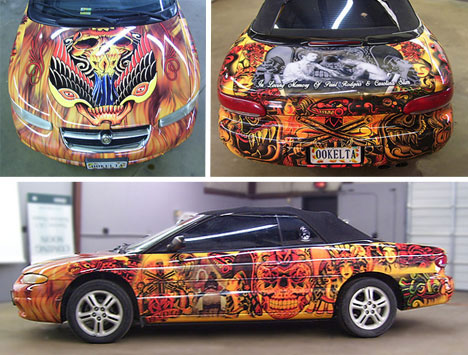 Best Automobile Graphics And Patterns Custom Vinyl Decals - Best automobile graphics and patterns