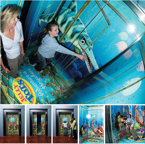 aquarium-elevator