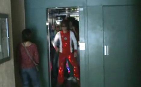 disco-elevator