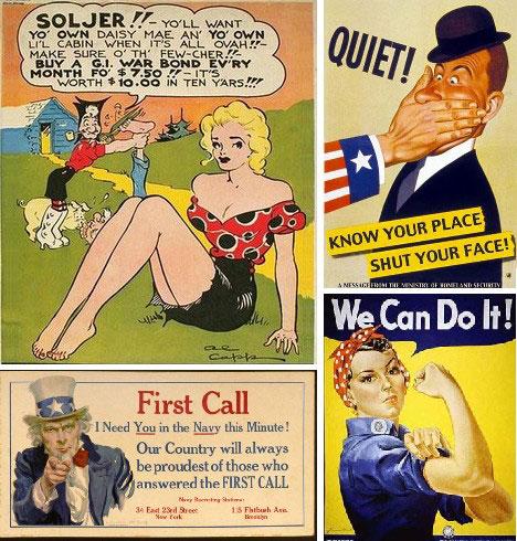 Propaganda Examples Todays Media Pugnacious Propaganda:...