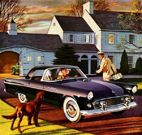 Fabulous Dream Cars With American