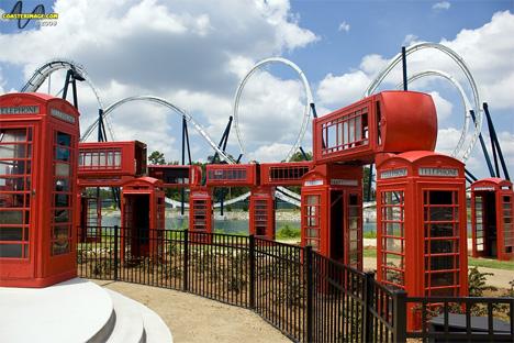 Phonehenge Hard Rock Park