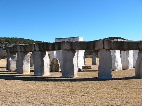 Stonehenge II Texas