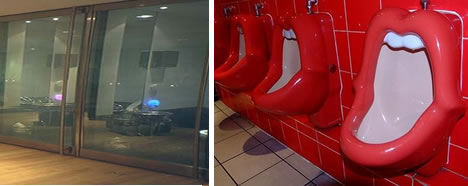 Got to Go 14 Wacky To Tacky Restaurant Restrooms Urbanist