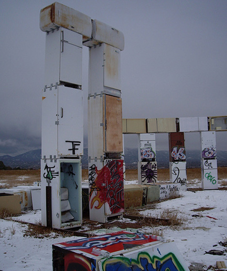 fridgehenge 2