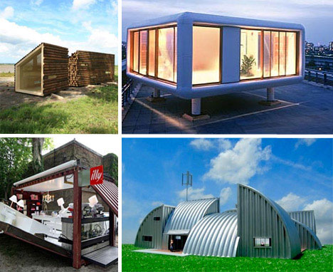 Prefabulous Buildings 10 Fantastic Prefabricated Homes