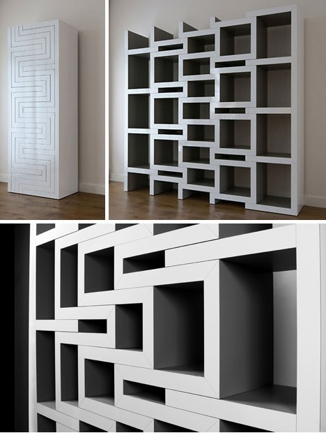 Creative Bookcases Book Storage Solutions